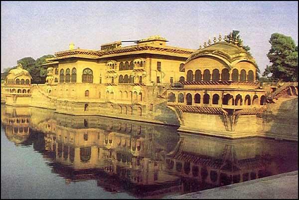 Bharatpur Tourism Place