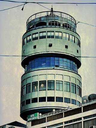 Revolving Tower