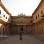 Chowk in Nahargarh Fort