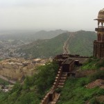 Top of Jaigarh Fort