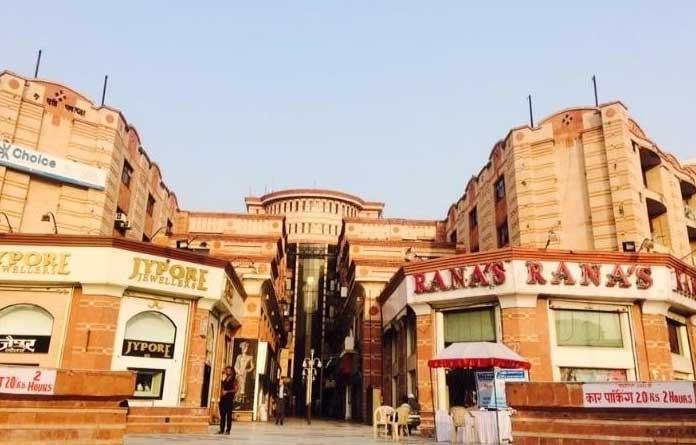 Ganpati Plaza Jaipur