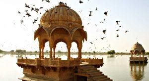 Gadi Sagar Lake Jaisalmer