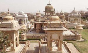 Gatore ki Chhatriyan Jaipur