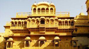 Nathmal Ji Ki Haveli Jaisalmer