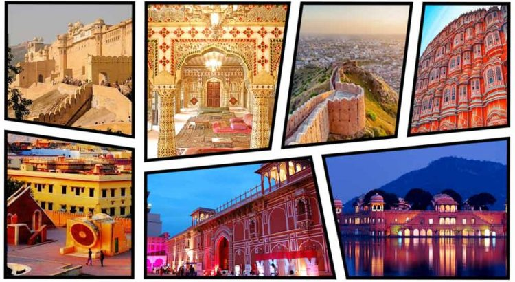 One Day Jaipur Sightseeing Tour
