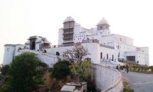 Sajjangarh Palace Udaipur