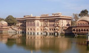 Deeg Fort & Palace