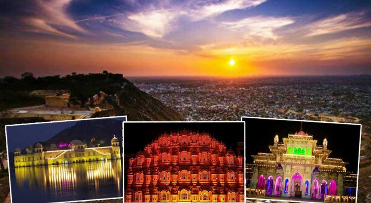 Jaipur Darshan Taxi Tour Package