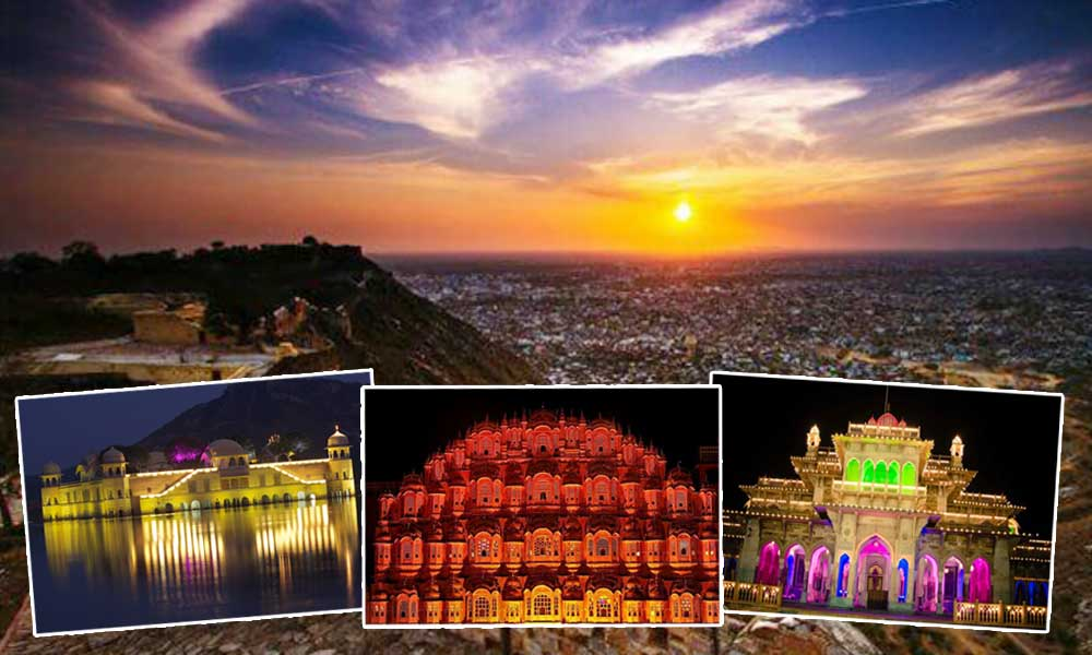 Jaipur Night Tour Package