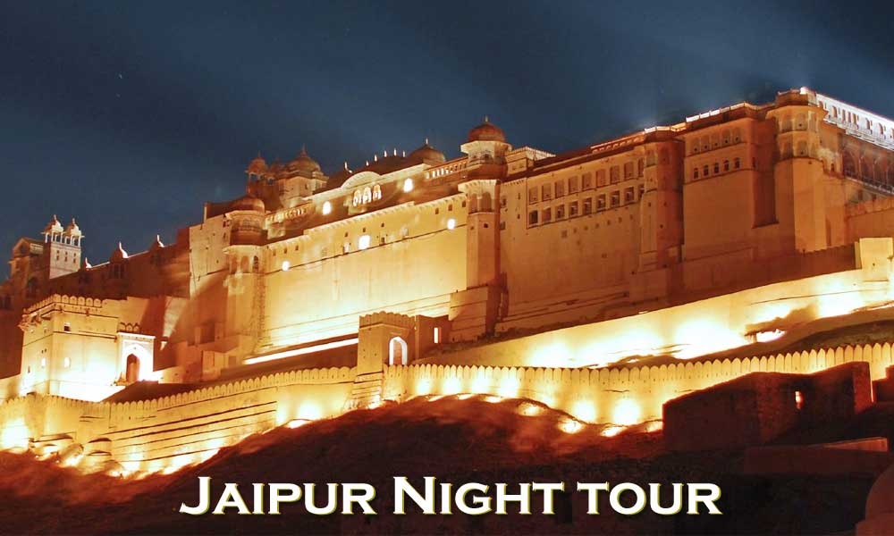 Jaipur Night Tour