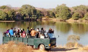Surwal Lake Ranthambore