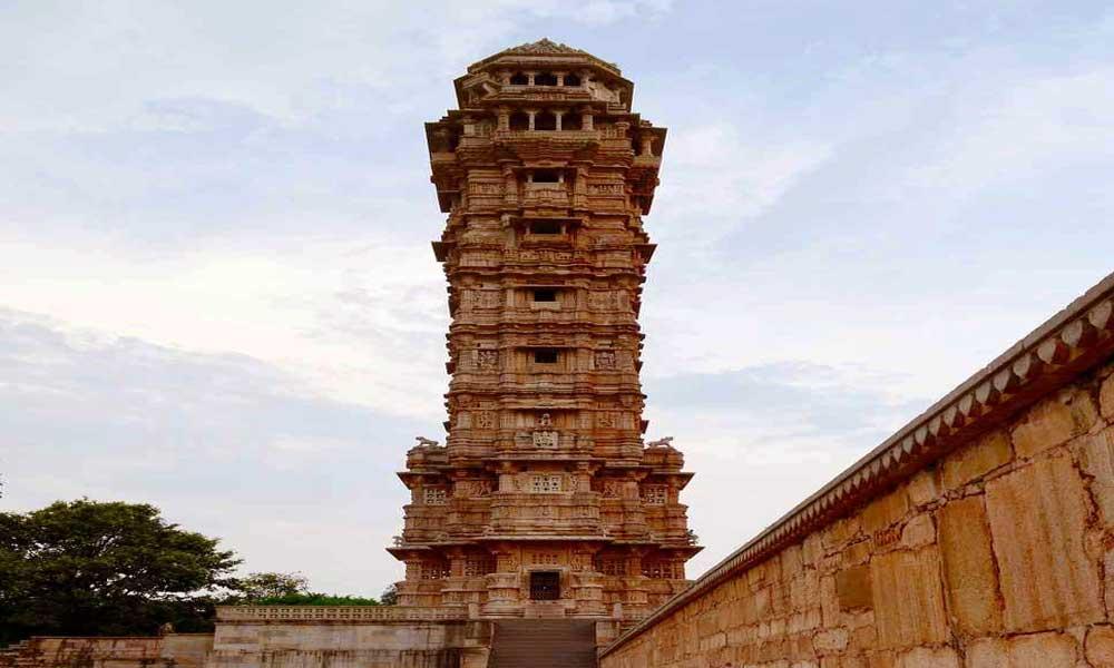Vijay Stambh Chittorgarh Rajasthan