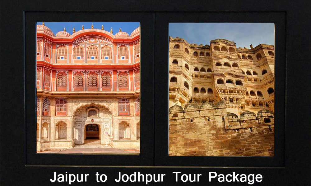 Jaipur to Jodhpur Tour Package