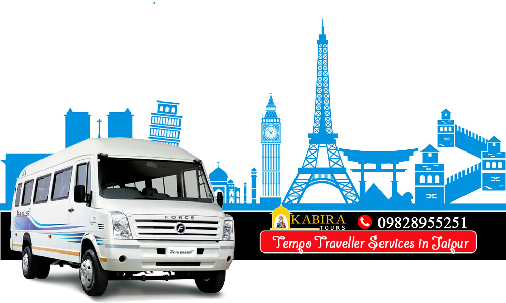 Tempo Traveller Services in Jaipur